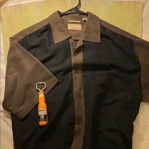 🍍Awesome Men's Cubavera shirt size M🍍